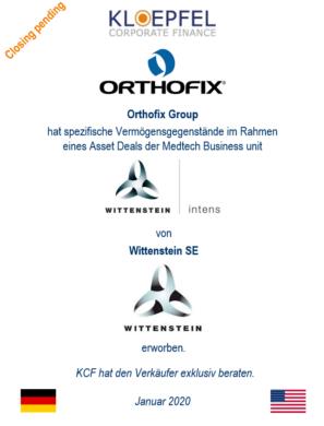Orthofix-Wittenstein
